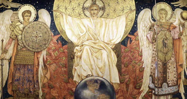 Javier Pueyo. La esperanza en Cristo Rey.