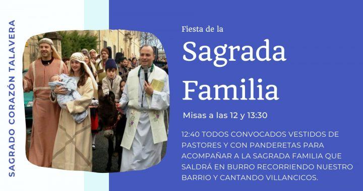 Celebra la Sagrada Familia