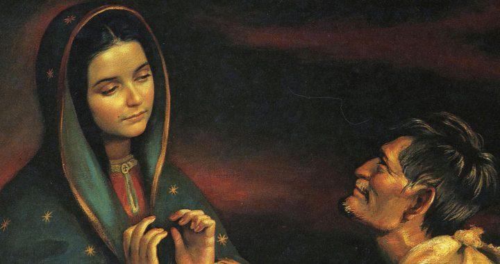 P. Santiago Arellano – San Juan Diego y la Guadalupana