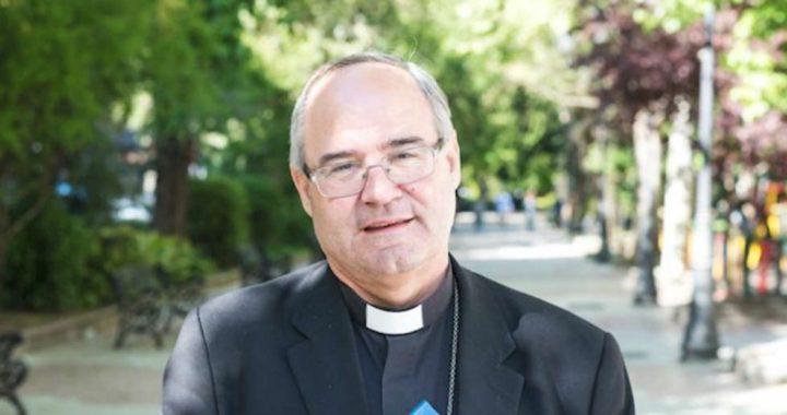 D. Francisco Cerro y el Sagrado Corazón