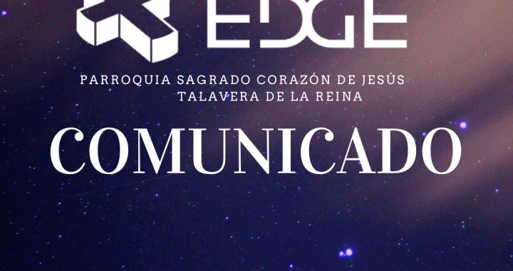 Comunicado EDGE